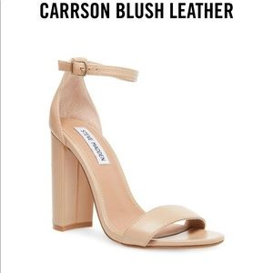 Steve Madden Carrson block heel